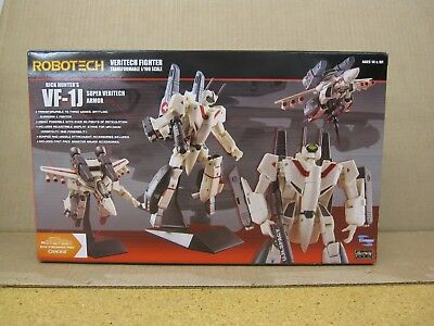 New Macross Robotech VF-1D Trainer with Super Armor 1//100 Transformable