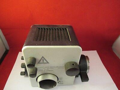 Pour Pièces Détachées Leitz 514662 Lampe Récipient Illuminateur Microscope Pièce 6