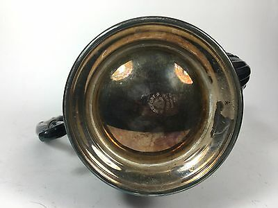 Gorham Newport Silverplate Coffee Tea Sugar Service 3 Piece 7