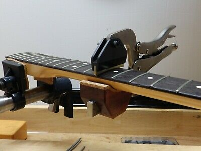 HAND HELD FRET PRESS with 8 inserts 8