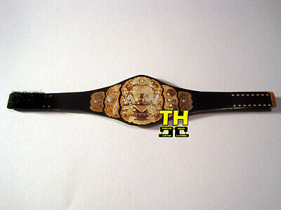 """Custom New AEW Heavyweight belt for 6/"""" WWE Action figures not included"""
