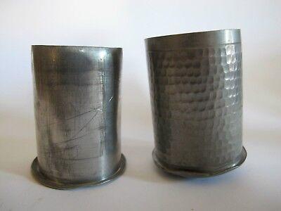 RAR ältere Zinn Dose mit Stempel BANGKA Tiwrk T.H.P. Aufbewahrungsbehälter 4