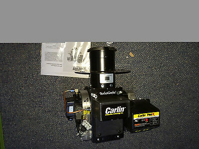 CARLIN 386-700-428W OIL Burner For Weil-McLain WGO-3 Gold Series Oil ...