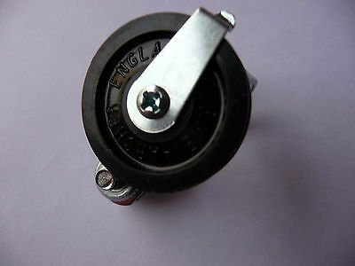 """Sturmey Archer Hub Gear Cable Pulley Assembly For Top Tube Fit 1/"""" Inch"""