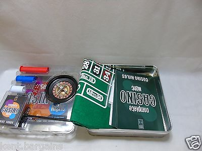 Complete Casino night Game Contents still sealed 677666005030