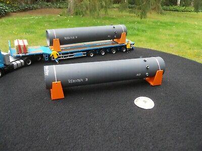 Tronçon de tuyauterie LONGUEUR 220 mm WSI CONRAD TEKNO IMC ACCESSOIRE 1//50 1