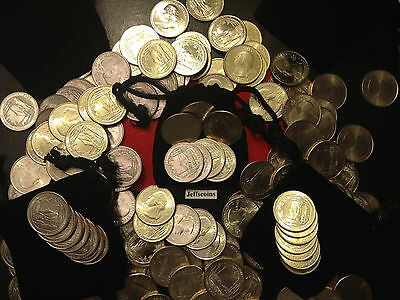 12x 2nds 2016 P D Fort Moultrie National Park ATB Quarters Free Gift Bag PD 2