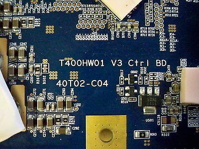 Sony Kdl-46Z4100 T-Con Repair Service **please Read Listing**  55.46T02.c02 3