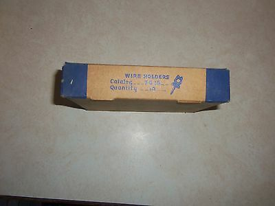 NOS Blackhawk Industries 5B1 Wire Holders in Original Box 3