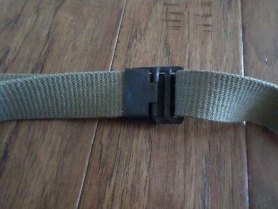 Wwii Marine Corps Usmc Demolition Belt Or M1 Carbine Clip Pouch Belt 5 Snap 9