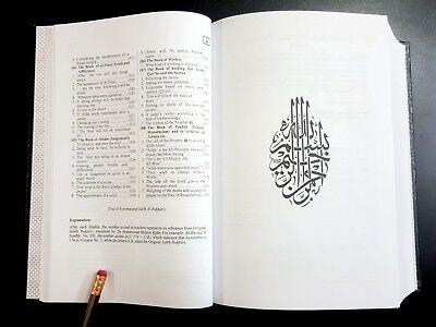 Islamic Book. Summarized Sahih AL-Bukhari. P 1996 Arabic English 9