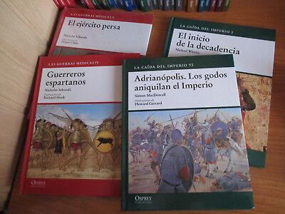 Libros Osprey De La Coleccion Grecia Y Roma  (Ejemplares Sueltos) 3