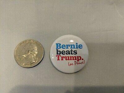 "Four 1.25"" Bernie 2020 Pins, You choose designs 7"