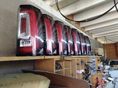 2015 to 2017 GMC  Yukon, Yukon XL tail lights REPAIR  lifetime warranty 2