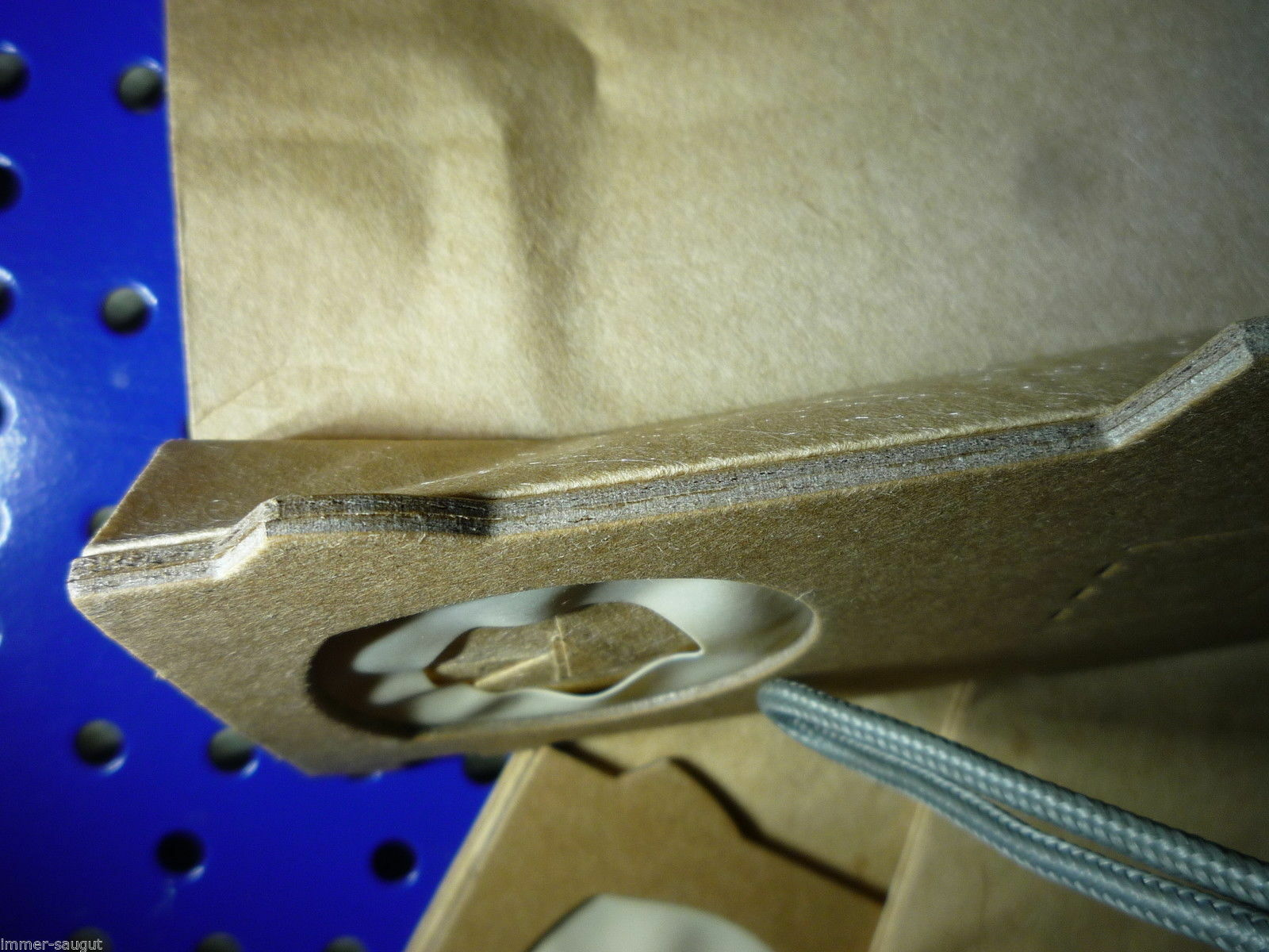 2 Filter geeignet für Vorwerk Kobold 130//131 30 Staubsaugerbeutel 30 Dufties