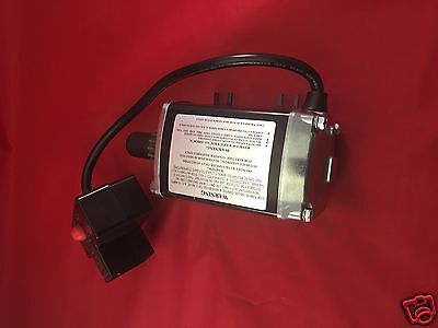 New Electric Start Starter For Tecumseh Snow Blower Snowblower 33329 37000