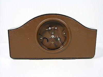 Huge Old French Art Deco BAKELITE ALARM CLOCK SCOUT 5