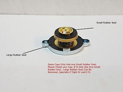 Morris Minor Radiator Pressure Cap 4 lb  Long Reach