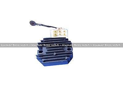 New Kubota Tractor 12V Voltage Regulator B8200D B8200HST-D B8200E B8200HST-E