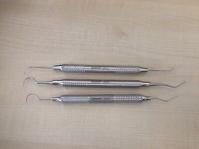 Dental Endodontic Explorer Double Ended Stainless Steel Surgimax CE