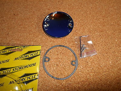 MCS HARLEY DAVIDSON CHROME REPLACEMENT REAR TURNSIGNAL STUD FXR MODELS BC15974 T