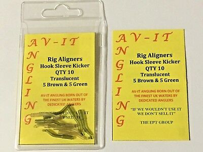 PROMO OFFER AV-IT ANGLING RIG BITS PACK Carp Fishing Terminal Tackle
