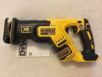 New Dewalt DCS367B 20V 20 Volt Max XR Brushless Variable Speed Reciprocating Saw 3