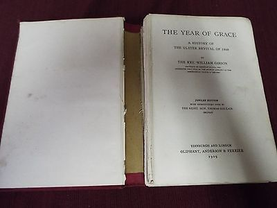 The Year of Grace - A History of the Ulster Revival - 1859 2