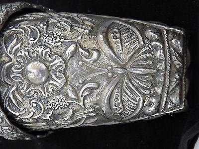 Repose Peruvian Silver Stirrup 6