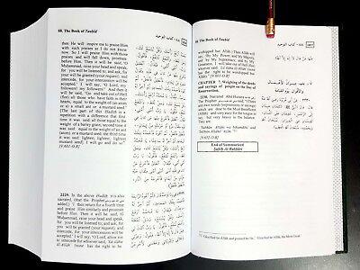 Islamic Book. Summarized Sahih AL-Bukhari. P 1996 Arabic English 12