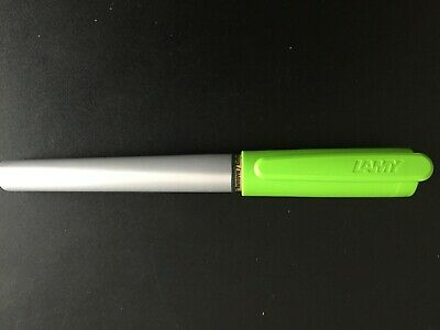 LAMY Nexx Füllhalter Füller Modell 086 lime grün Federstärke A NEU