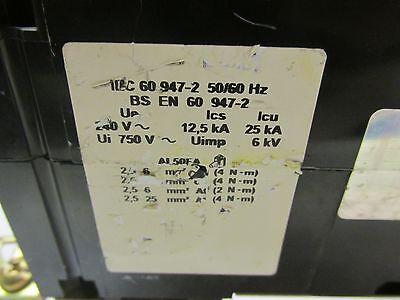 * SQUARE D 20 AMP 1 POLE BREAKER  TYPE FH    FH16020A      B-17