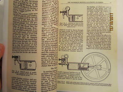 IHC McCormick Deering Gas Engine Theory, Care Instructions, Repair of Engine 7