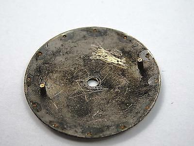 25.35mm Mens Automatic Ernest Borel Incastar Vintage Pearl Watch Dial Silver Mrk 2