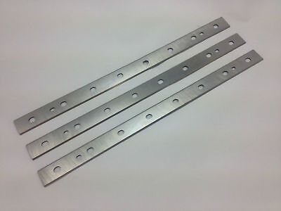 "DeWalt 13"" HSS Planer Blades For DeWalt DW735 DW735X Knife 5140071-50 Set of 3"