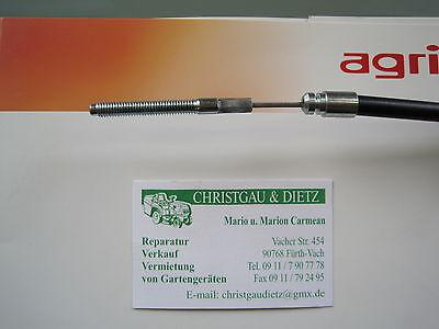 original Agria 400 5300 69155 Bowdenzug Radschaltung Einachser Balkenmäher