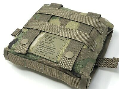 USGI IFAK II Military Individual First Aid Kit Medical Field Gear Complete Pack 9