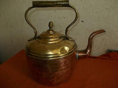 alter Kupfer Wasserkessel,Kupferkessel,Wasserkessel,Kessel,Kupfer 2