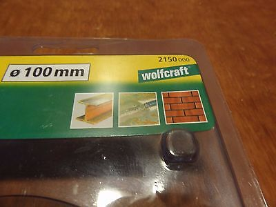 Wolfcraft cup brush 100mm M14 max.8500 RPM 5