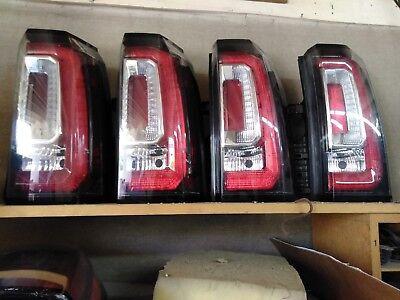2015 to 2017 GMC  Yukon, Yukon XL tail lights REPAIR  lifetime warranty 3
