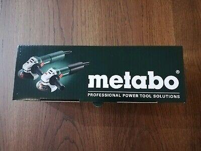 Smerigliatrice flex professionale angolare 750Watt Metabo W750-125 disco 6036050