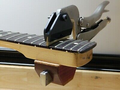 HAND HELD FRET PRESS with 8 inserts 6