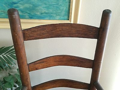 Early Antique Child's Chair 2