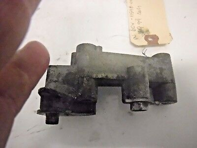 Yamaha outboard tensioner bracket 60v-11598-00-00 2003 250hp
