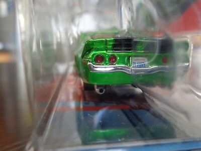 1971 Chevrolet Camaro Z/28 Pro Rodz Pro Touring Candy Green 1/64 Maisto Used 3