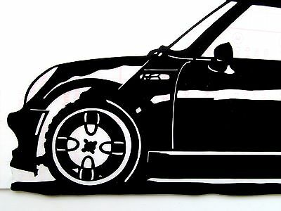 Home Decor Items Mini Cooper Logo Wall Decal Sport Car Vinyl Sticker Art Decor Extra Larg L283 Kisetsu System Co Jp