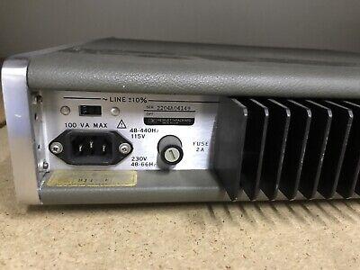 HP 8443 Tracking Generator . Counter Hewlett Packard ID-AWW-AWW-9-3-2 8