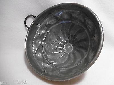 ++  alte  Kupfer Backform - Kupfermodel / Kuchenform Ø 15,5 cm ++ 5 • CHF 44.06