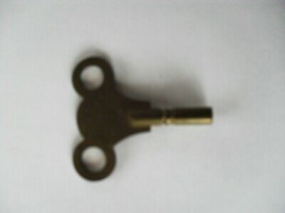 Vintage Popular Progress Clock Key Made in England No.1 3
