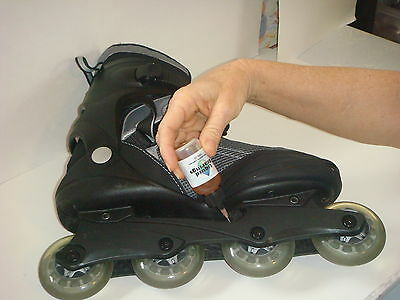 Liquid Bearings, THE BEST 100%-synthetic oil for FASTER men's skates, READ THIS! 2